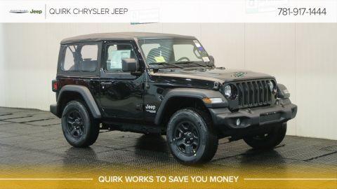 2018 Jeep Wrangler JL 2 Door