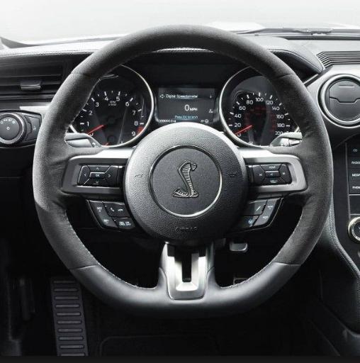 Mustang GT Steering Wheel