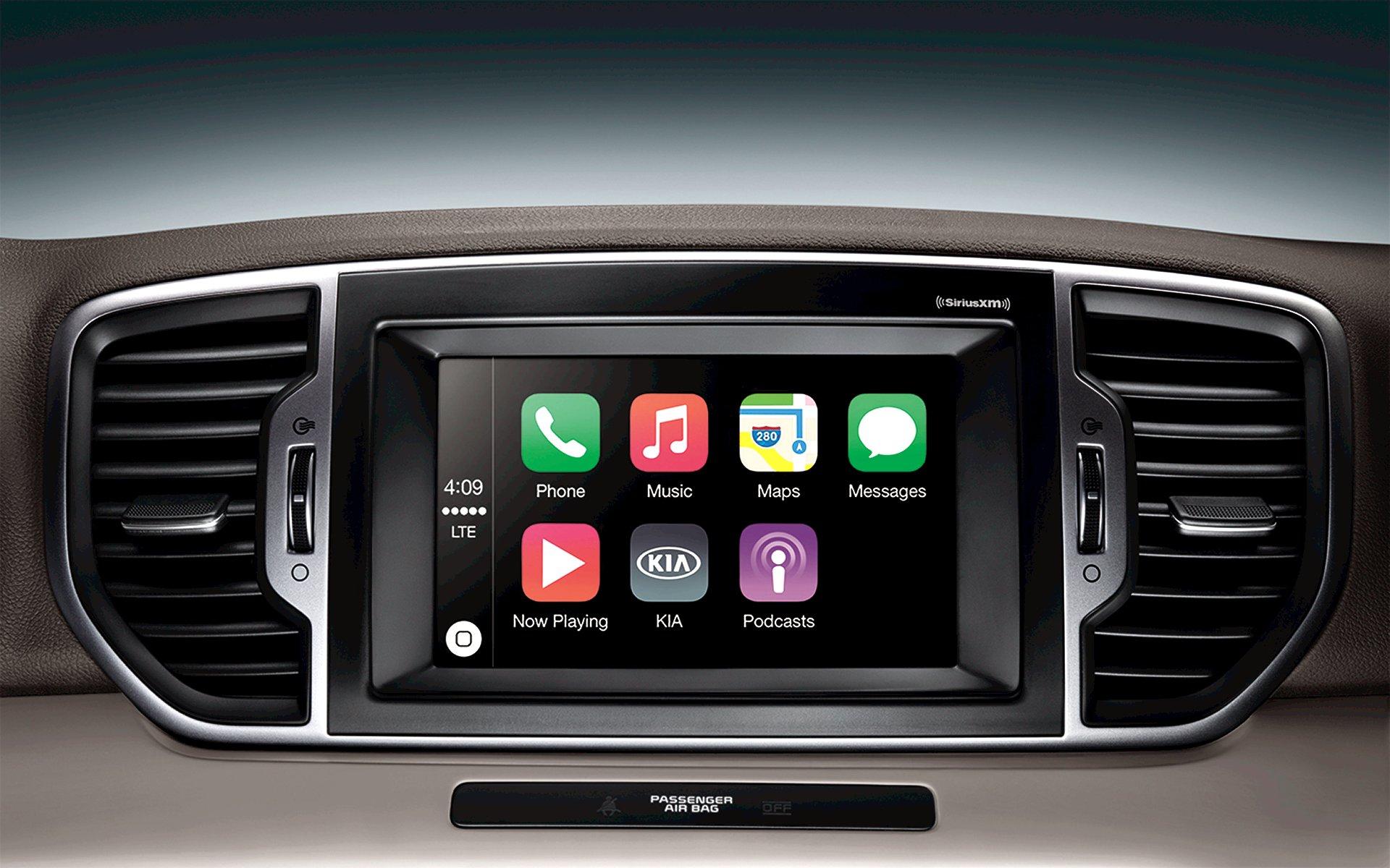 Sorento Android Auto