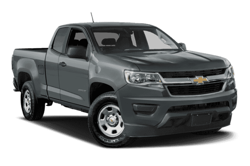 2018 Chevrolet Colorado Ext Cab 4x4