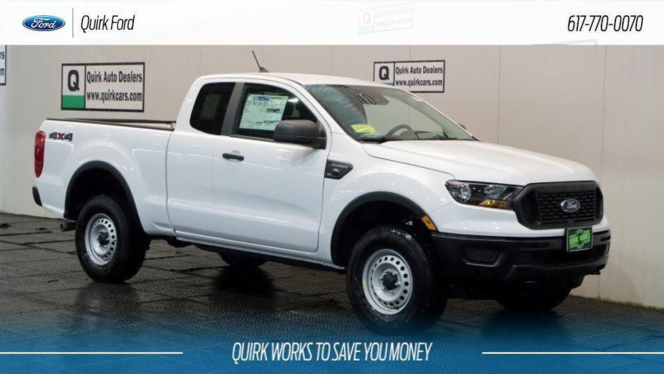2019 Ford Ranger XL 4x4