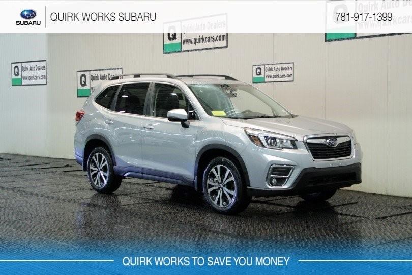 2019 Subaru Forester AWD