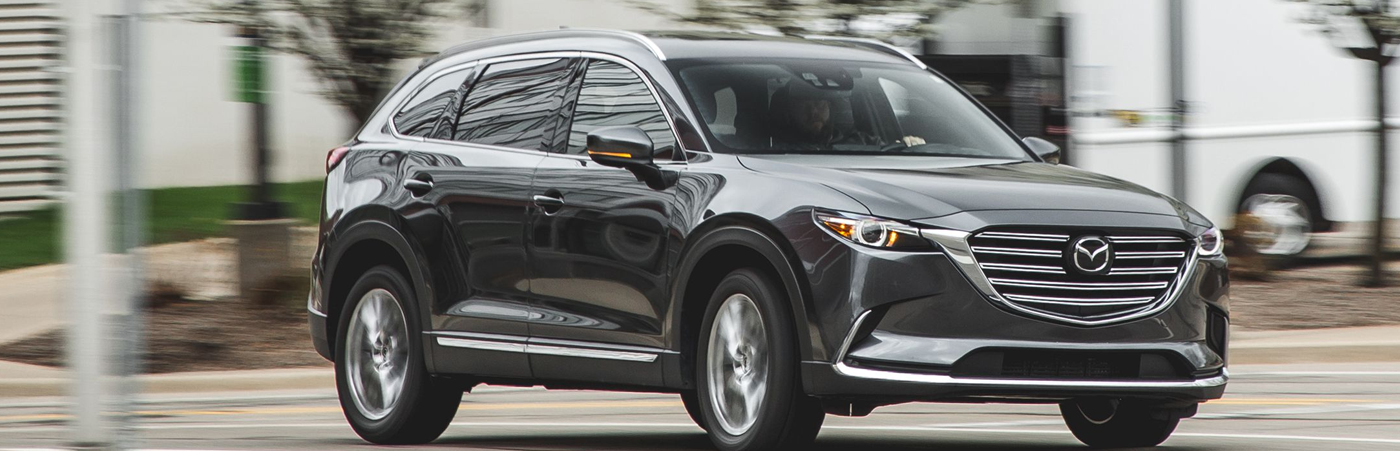 2018 Mazda CX-5 City Driving