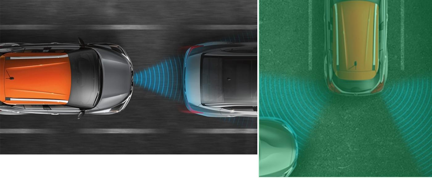 Nissan Kicks Safety Options