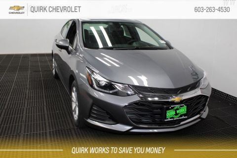 2018 Chevrolet Cruze AUTOMATIC TRANSMISSION, TURBO 1.4L ENGINE
