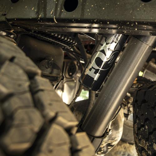 Ford Ranger Tremor Fox Shocks Rear