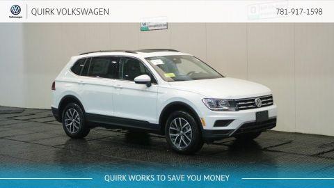2019 Volkswagen Tiguan SE AWD