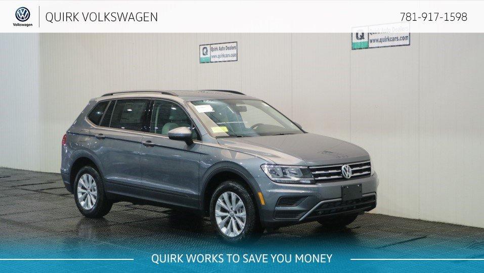 2019 Volkswagen Tiguan S 4Motion AWD