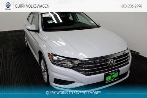 2019 Volkswagen Jetta S 6-Speed Manual