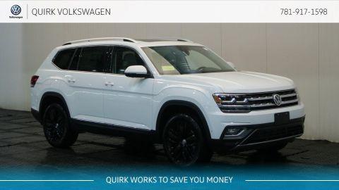 2018 Volkswagen Atlas 3.6L V6 SEL Premium AWD