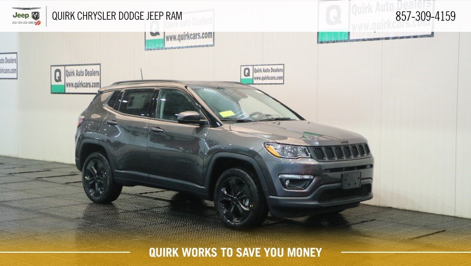 2019 Jeep Compass Altitude 4X4