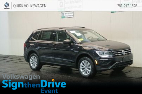 2019 Volkswagen Tiguan S with 4MOTION® AWD