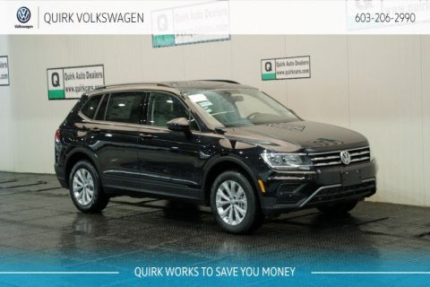 2019 Volkswagen Tiguan S  4-MOTION AWD