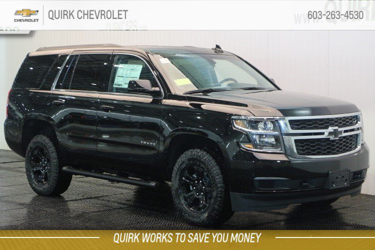 2019 Chevrolet Tahoe 4WD, Leather Seats, Remote Start, Camera