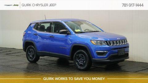2019 Jeep Compass Sport 4x4