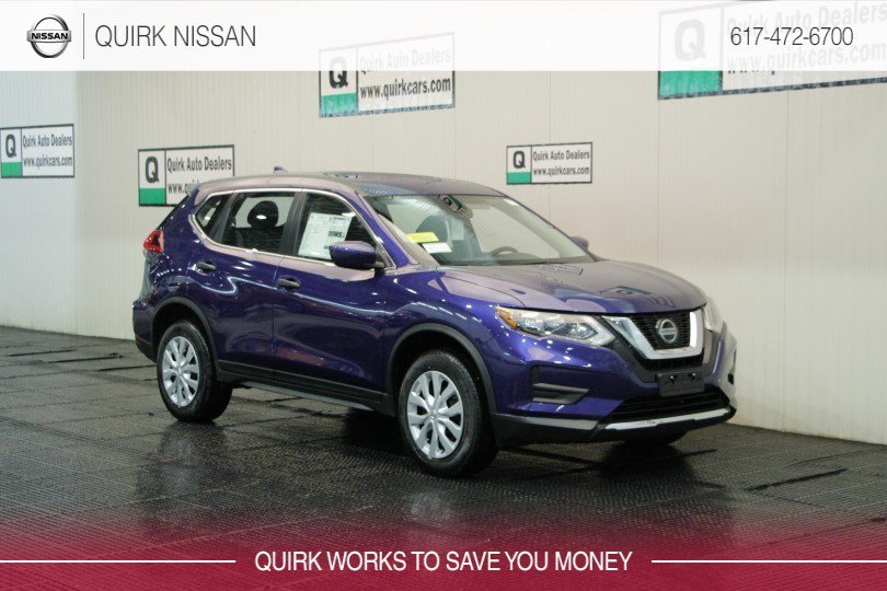2019 Nissan Rogue S AWD CVT  # JN8AT2MV1KW376921