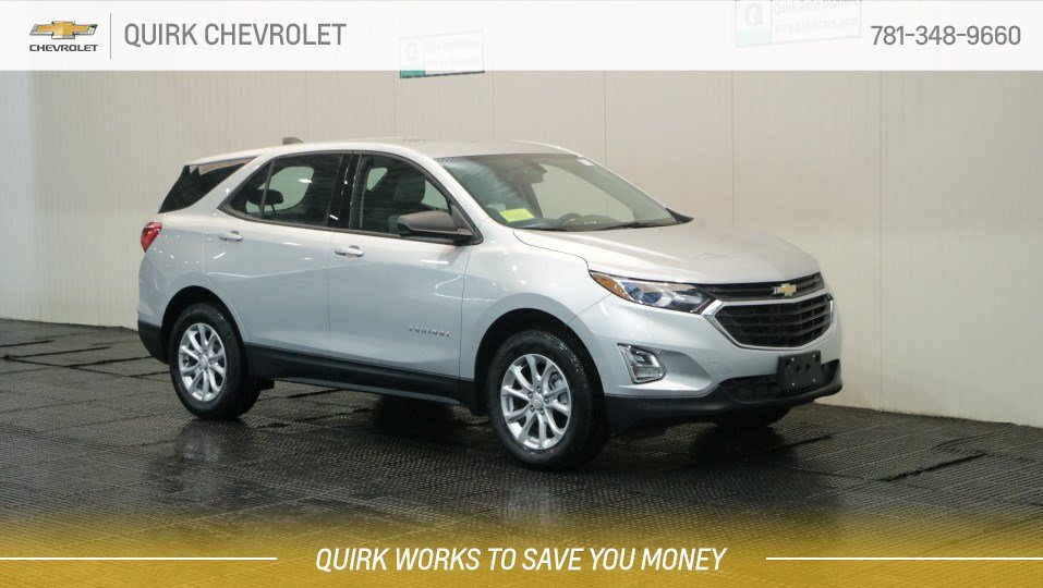 2019 Chevrolet Equinox Over 120 Available