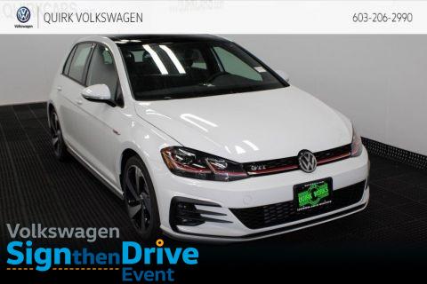 2018 Volkswagen Golf GTI SE 6-Speed Manual