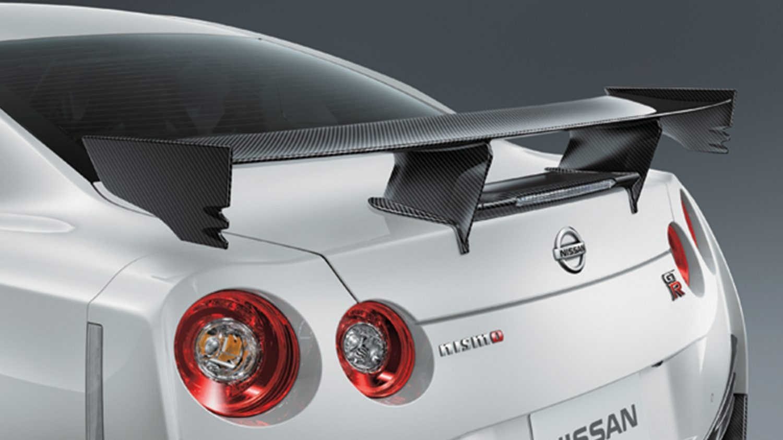 Nissan GTR Rear Spoiler