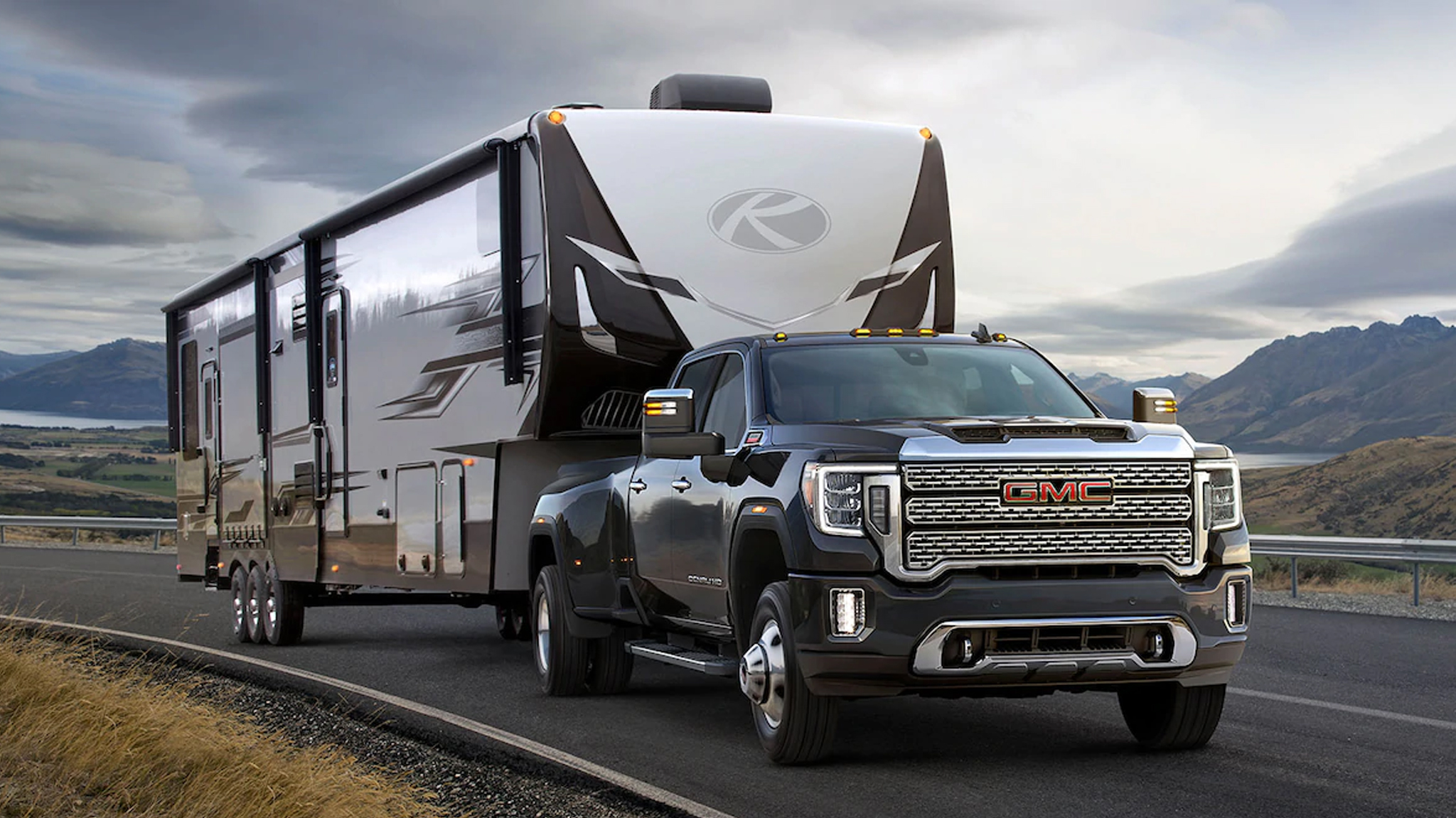 2020 GMC Heavy Duty Towing