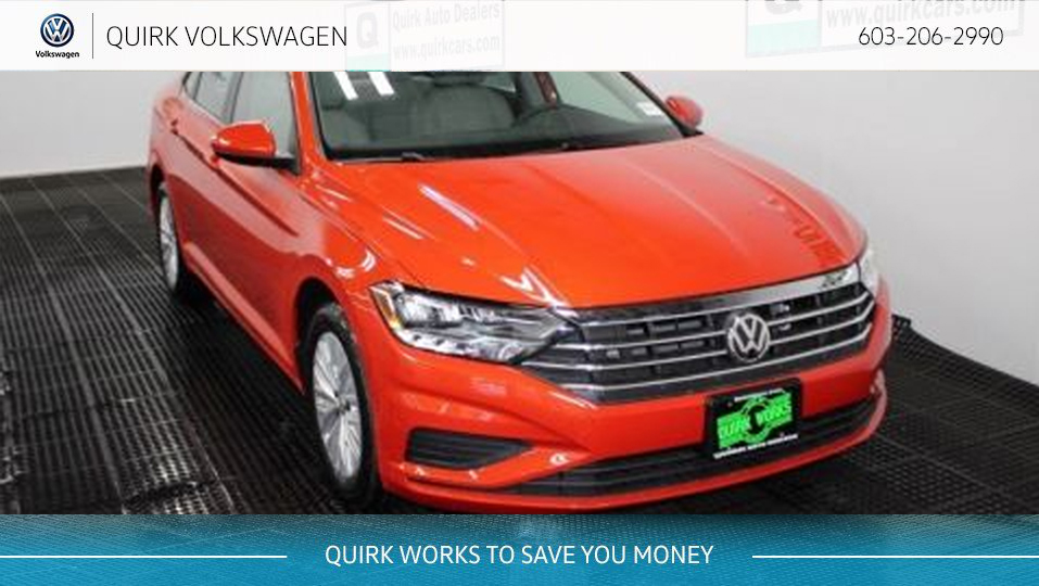 2019 Volkswagen Jetta S Auto
