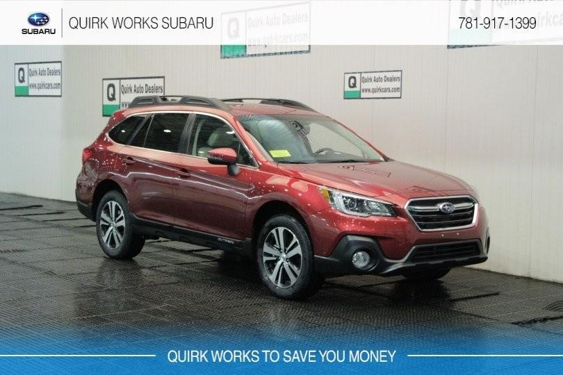 2019 Subaru Outback Limited 2.5i AWD