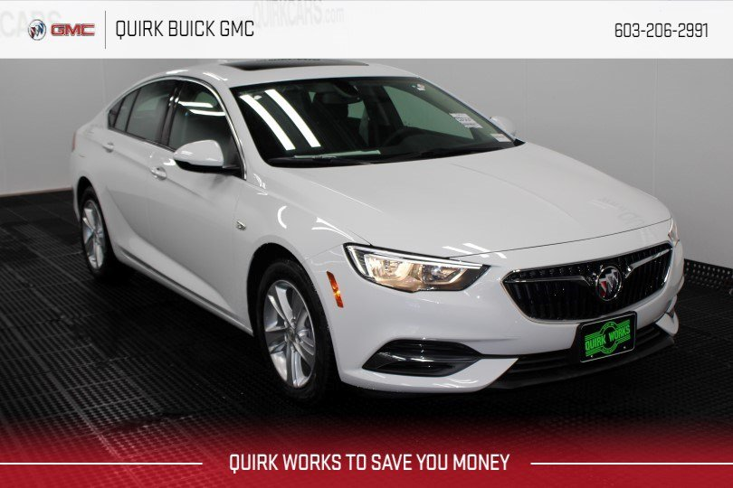 2018 Buick Regal Sportback Preffered Hatchback