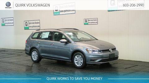 2019 Volkswagen Golf SportWagen S