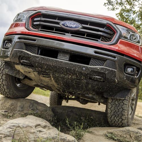 Ford Ranger Tremor skidplates