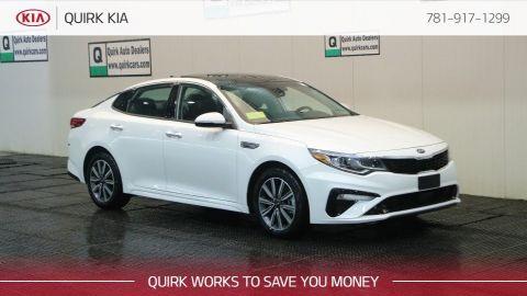 2019 Kia Optima EX 1.6L Turbo