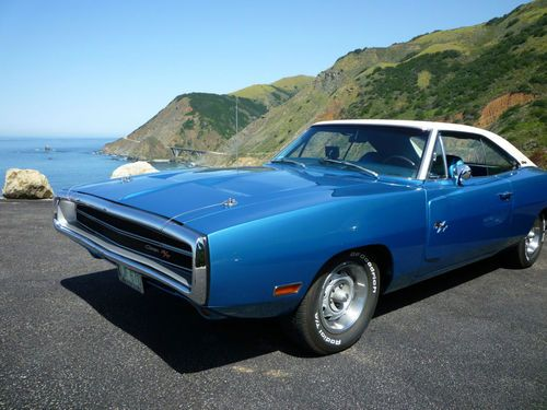 Dodge Charger Ocean View