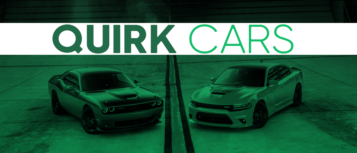 A Little Old Back In The New School - Quirk Cars