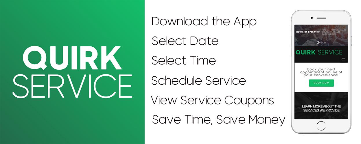 Quirk Service App