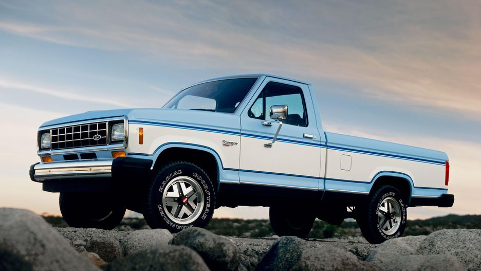 1982 Ford Ranger