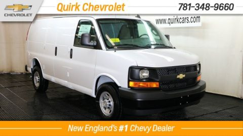 2018 Chevrolet Express 2500HD 6.0L V8 Full-Size Cargo, Conv. Package, Remote Start, Heated Mirrors, Cruise