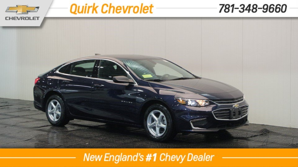 2018 Chevrolet Malibu Over 100 Available!