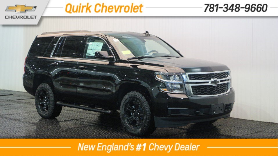 2019 Chevrolet Tahoe 4WD, Leather Seats, Remote Start, Camera, MIDNIGHT EDITION!