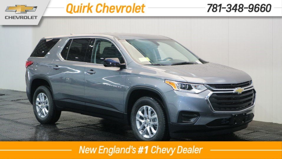 2019 Chevrolet Traverse All-NEW - Over 80 Available