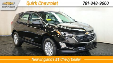 2019 Chevrolet Equinox Over 120 Available!