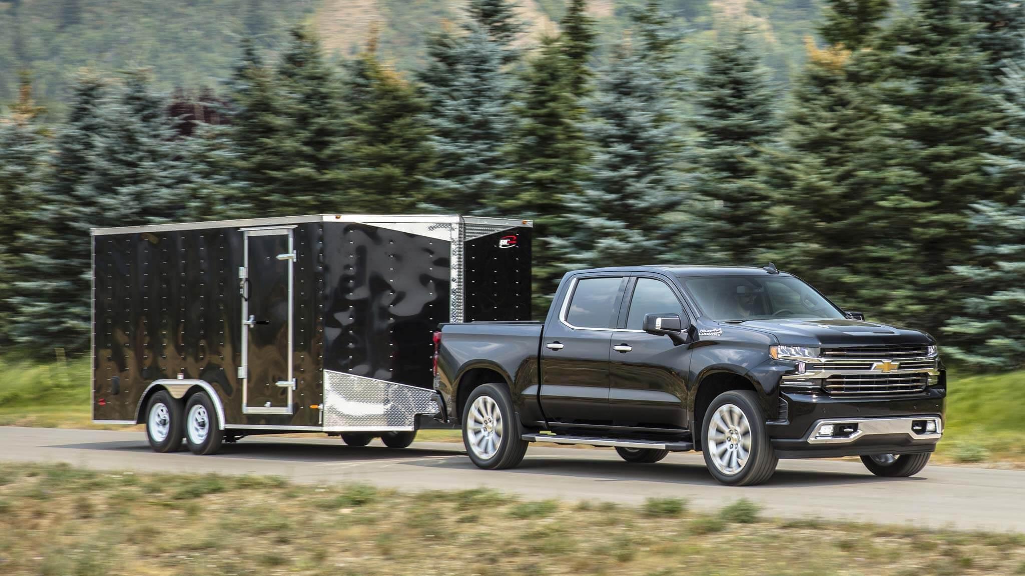 The All-New 2019 Chevrolet Silverado 1500