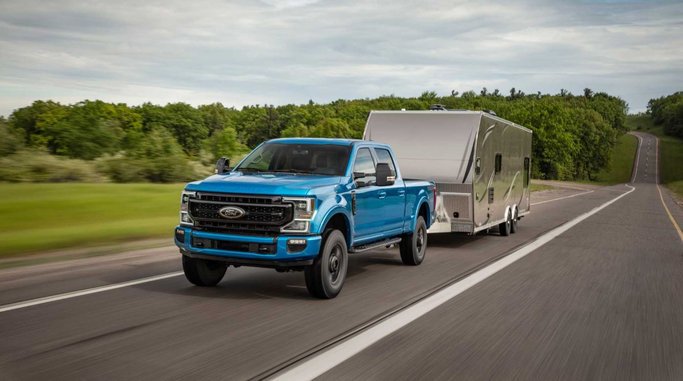 2020 Ford F Series Tremor
